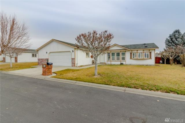 1100 S Rosewood Dr #207, Ellensburg, WA 98926 (#1240871) :: Homes on the Sound