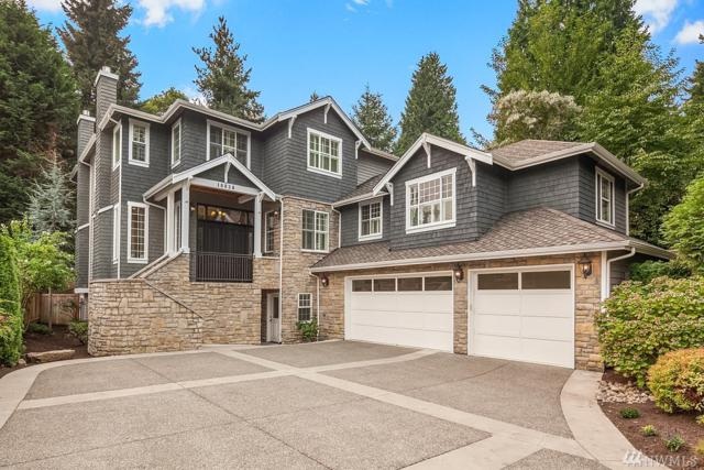 10039 NE 31st Place, Bellevue, WA 98004 (#1240953) :: Homes on the Sound
