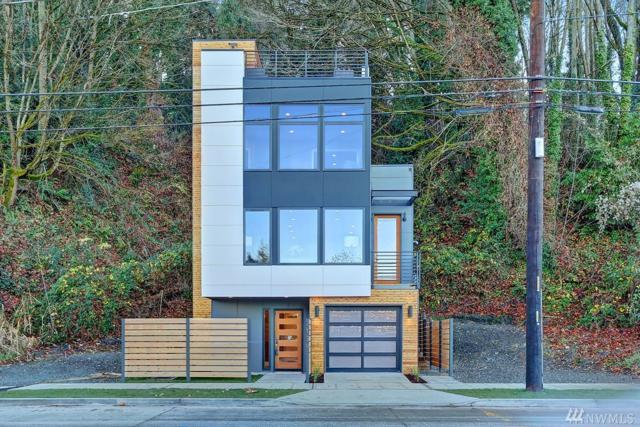 2139 Harbor Ave SW, Seattle, WA 98126 (#1240975) :: Homes on the Sound