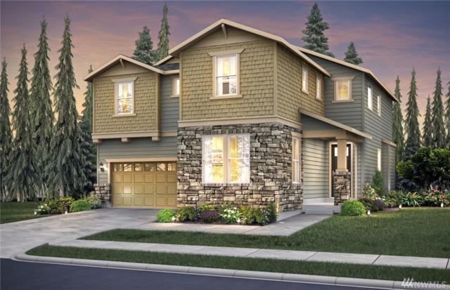 397 Zemp (Lot 80) Wy NE, North Bend, WA 98045 (#1241224) :: Homes on the Sound
