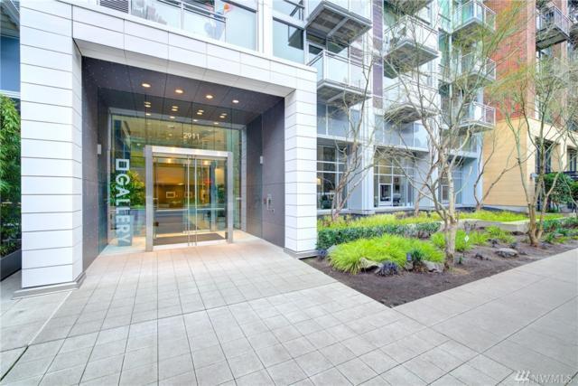 2911 2nd Ave #112, Seattle, WA 98121 (#1241686) :: Kwasi Bowie and Associates