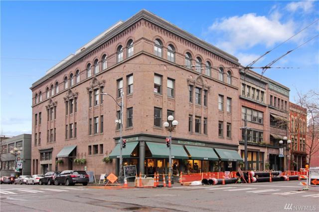 80 S Jackson St #307, Seattle, WA 98104 (#1241698) :: Homes on the Sound