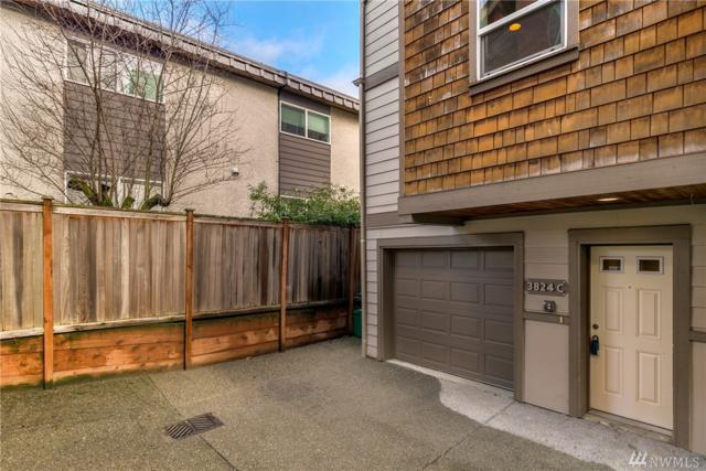 3824 Whitman Ave N C, Seattle, WA 98103 (#1241704) :: Homes on the Sound
