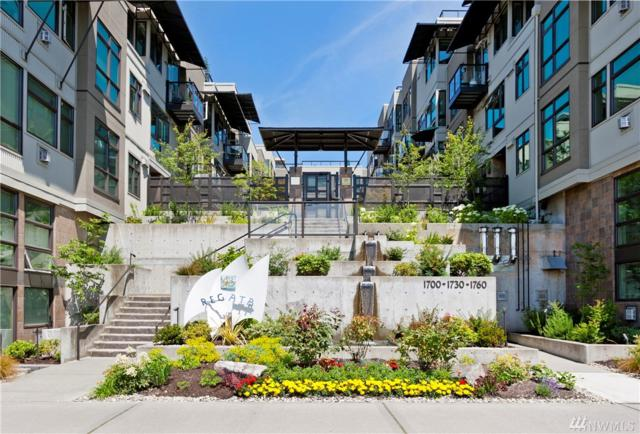 1760 N Northlake Wy #321, Seattle, WA 98103 (#1241783) :: Homes on the Sound