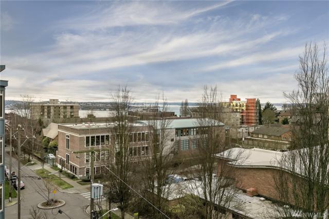 1414 1st Ave W #603, Seattle, WA 98119 (#1241979) :: The DiBello Real Estate Group