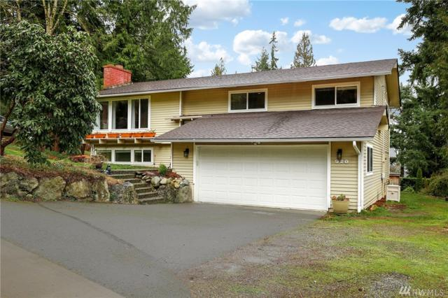 920 W Sunset Wy, Issaquah, WA 98027 (#1242288) :: Homes on the Sound