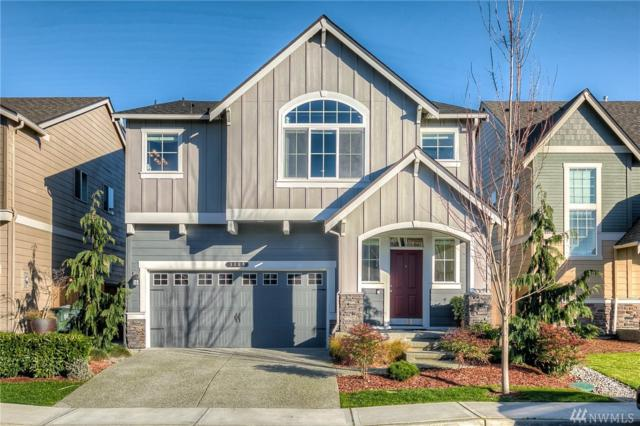 1105 28th St NW, Puyallup, WA 98371 (#1242406) :: Homes on the Sound
