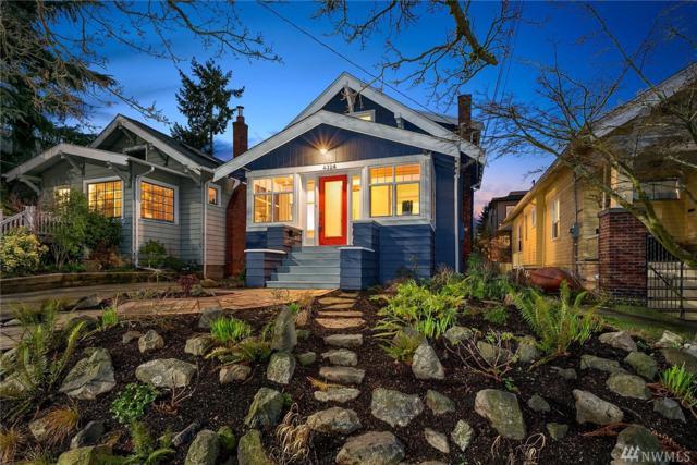 4324 Thackeray Place NE, Seattle, WA 98105 (#1242427) :: Homes on the Sound