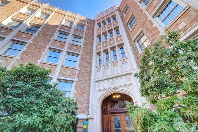 5810 Cowen Place NE #411, Seattle, WA 98105 (#1242463) :: The DiBello Real Estate Group