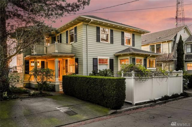 1407 1st Ave N, Seattle, WA 98109 (#1242566) :: Keller Williams - Shook Home Group