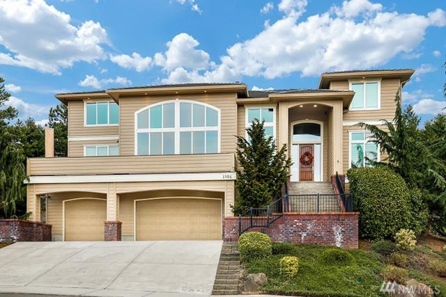 1506 NW Gregory Dr, Vancouver, WA 98665 (#1242570) :: Homes on the Sound