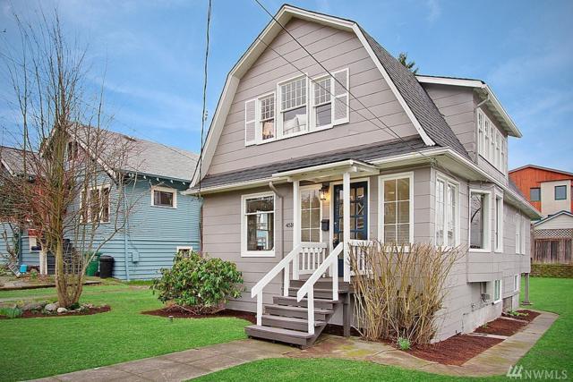 4510 2nd Ave NE, Seattle, WA 98105 (#1242590) :: Homes on the Sound
