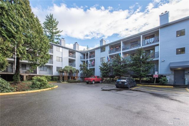 710 N 160th St B107, Shoreline, WA 98133 (#1242640) :: The DiBello Real Estate Group