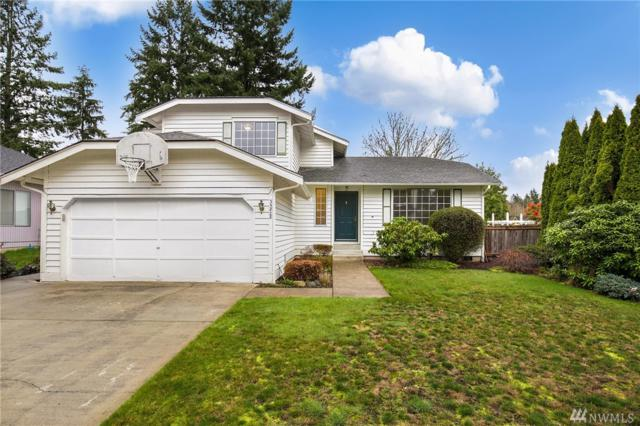 35828 23rd Place S, Federal Way, WA 98003 (#1242727) :: Homes on the Sound