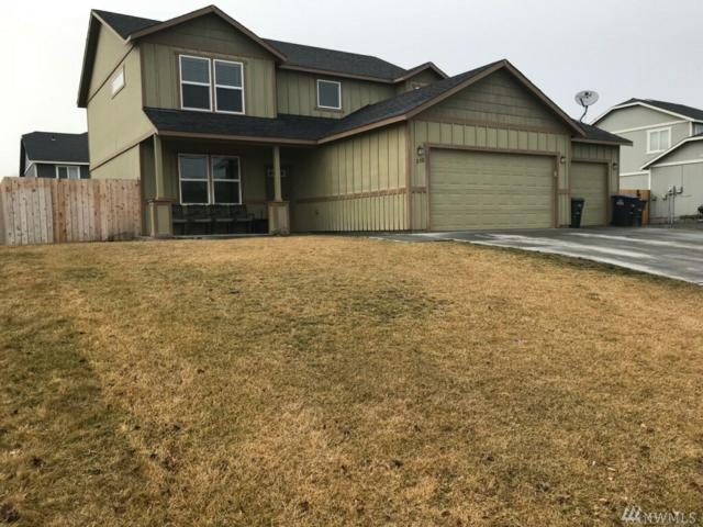 610 N Kentucky Dr, Moses Lake, WA 98837 (#1242801) :: Homes on the Sound