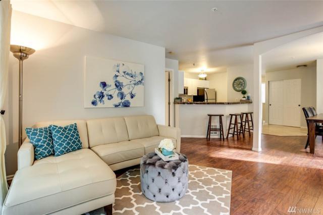 18505 SE Newport Wy E320, Issaquah, WA 98027 (#1242975) :: The DiBello Real Estate Group