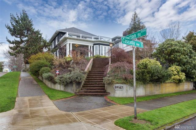 3247 Cascadia Ave S, Seattle, WA 98144 (#1243164) :: The DiBello Real Estate Group