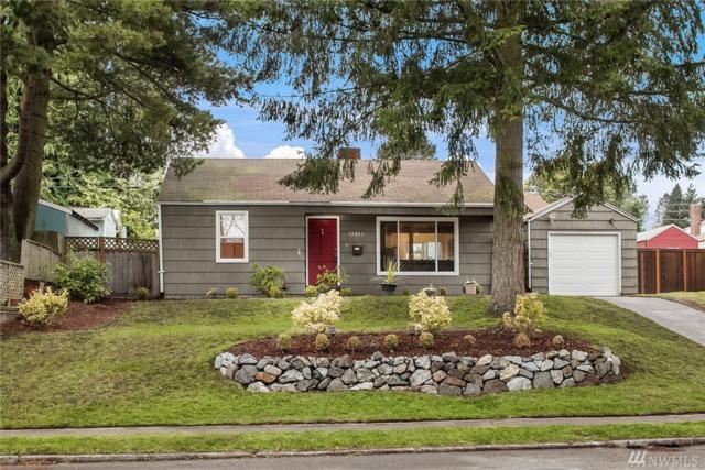 15801 10th Ave NE, Shoreline, WA 98155 (#1243276) :: Homes on the Sound
