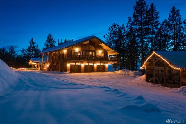 179 Idyll Spurs Lane, Chelan, WA 98816 (#1243383) :: Homes on the Sound
