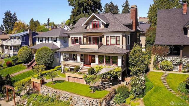 7612 E Green Lake Dr N, Seattle, WA 98103 (#1243541) :: Pickett Street Properties