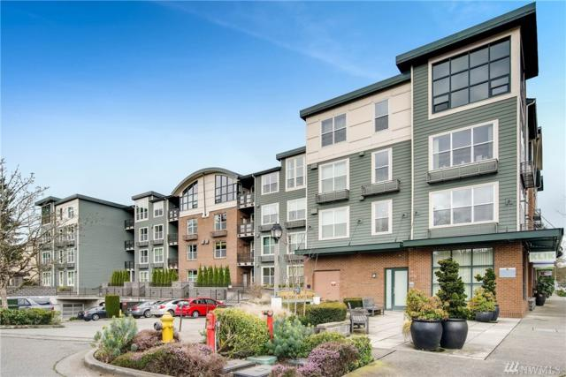 16275 NE 85th St #312, Redmond, WA 98052 (#1243650) :: The Vija Group - Keller Williams Realty
