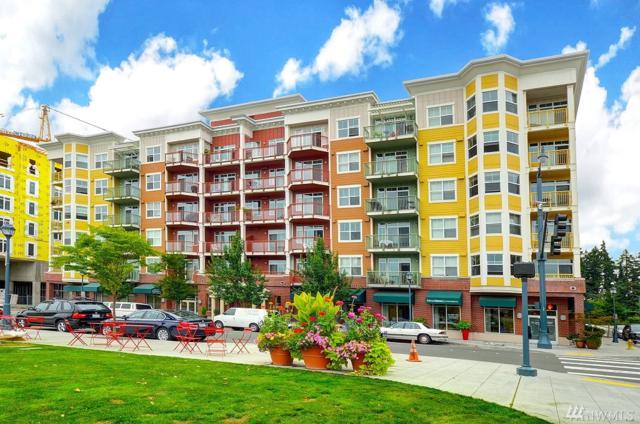 16141 Cleveland St #217, Redmond, WA 98052 (#1243670) :: Homes on the Sound