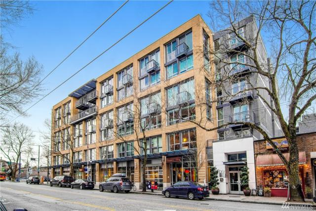 530 Broadway E #209, Seattle, WA 98102 (#1243775) :: The DiBello Real Estate Group