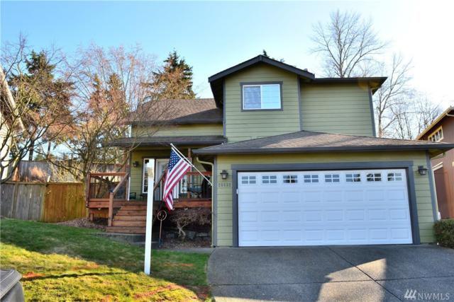 26832 27th Place S, Kent, WA 98032 (#1243829) :: Homes on the Sound