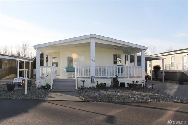 14727 43rd Ave NE #120, Marysville, WA 98271 (#1244317) :: Tribeca NW Real Estate