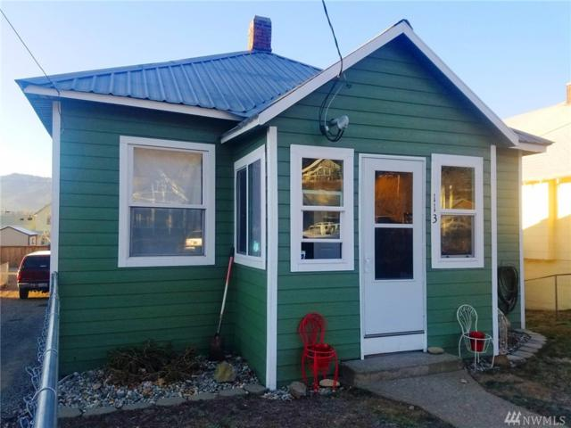 113-113-1/2 W 3rd St, Cle Elum, WA 98922 (#1244364) :: Homes on the Sound