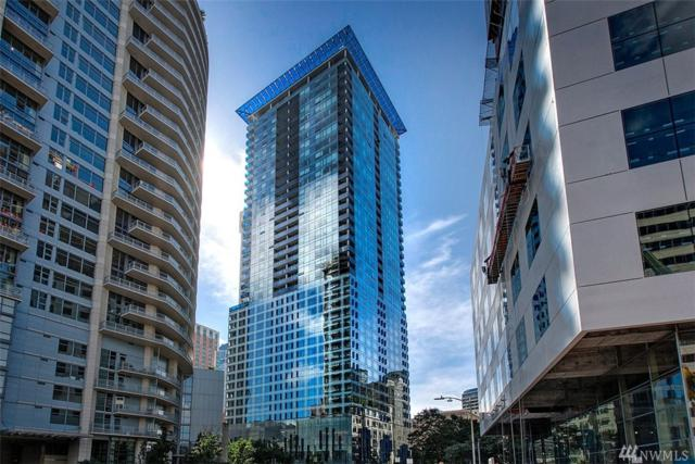 737 Olive Wy #2410, Seattle, WA 98101 (#1244414) :: Beach & Blvd Real Estate Group