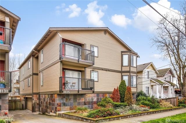 1125 N 93rd St #2, Seattle, WA 98103 (#1244650) :: Homes on the Sound
