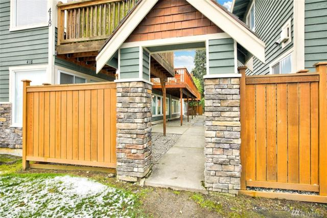 418 N L St #6, Tacoma, WA 98403 (#1244724) :: Homes on the Sound