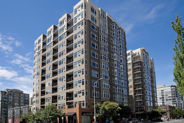 2801 1st Ave #307, Seattle, WA 98121 (#1244755) :: The DiBello Real Estate Group