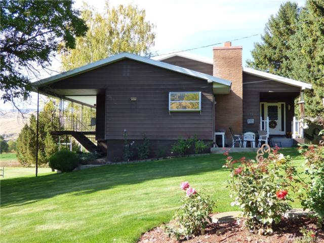 5 Alaska St, Malott, WA 98829 (#1245085) :: Homes on the Sound