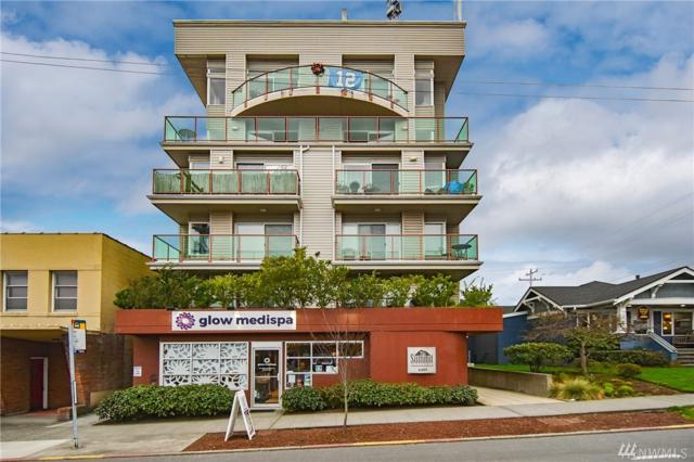 4409 California Ave SW #204, Seattle, WA 98116 (#1245118) :: The DiBello Real Estate Group