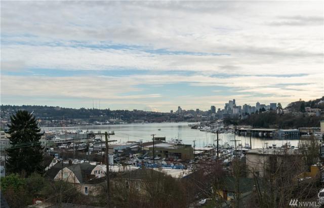 952 N 35th St #201, Seattle, WA 98103 (#1245229) :: Beach & Blvd Real Estate Group