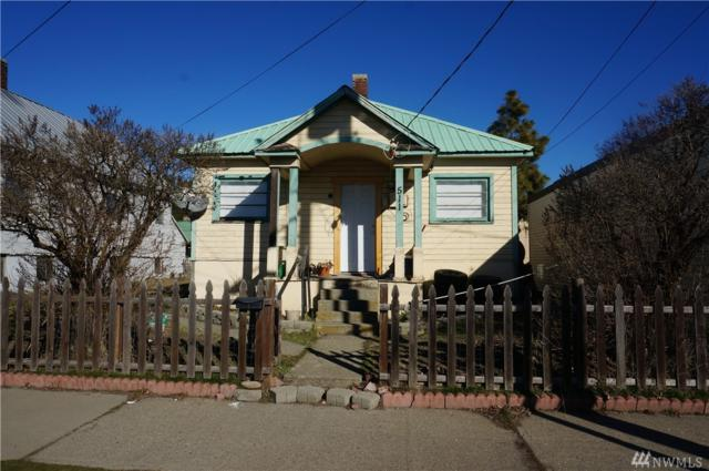 511 E First St, Cle Elum, WA 98922 (#1245245) :: Homes on the Sound