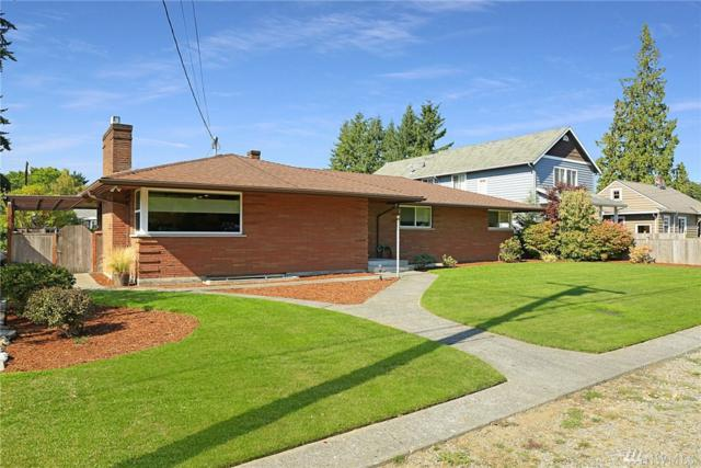 4612 College Ave, Everett, WA 98203 (#1245259) :: Homes on the Sound