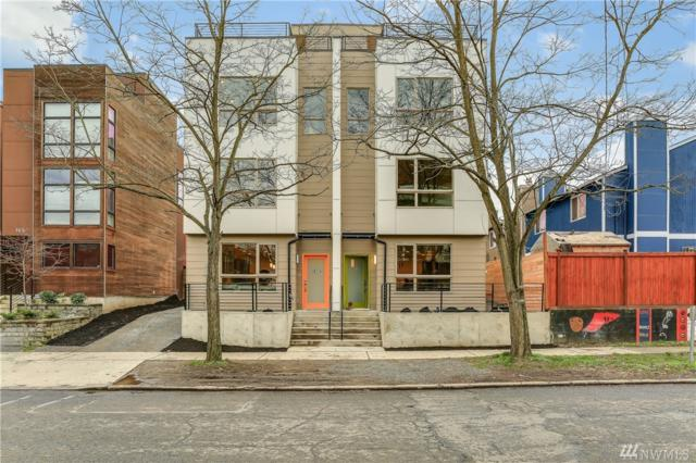 167 20th Ave, Seattle, WA 98122 (#1245487) :: Homes on the Sound