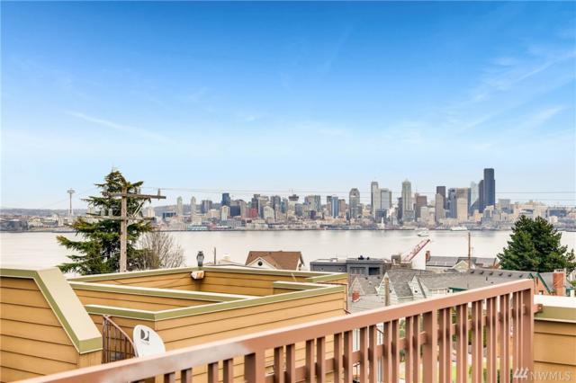 1508 California Ave SW D, Seattle, WA 98116 (#1245513) :: The DiBello Real Estate Group