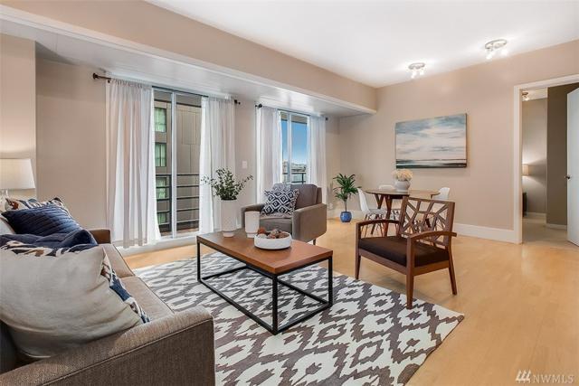 98 Union St #908, Seattle, WA 98101 (#1245621) :: Beach & Blvd Real Estate Group