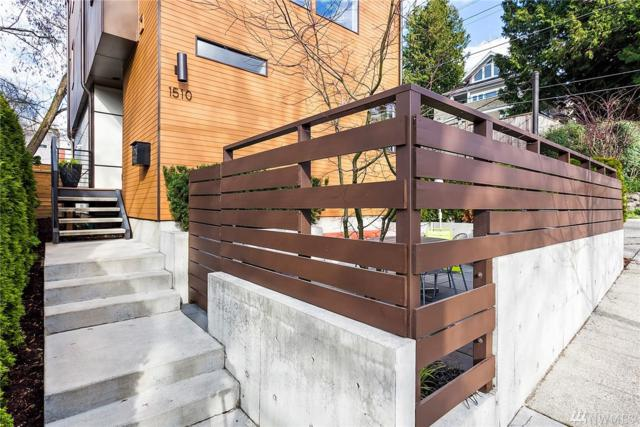 1510 E Marion St, Seattle, WA 98122 (#1245671) :: The DiBello Real Estate Group