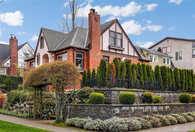 4523-SW Hill St, Seattle, WA 98116 (#1245679) :: The DiBello Real Estate Group