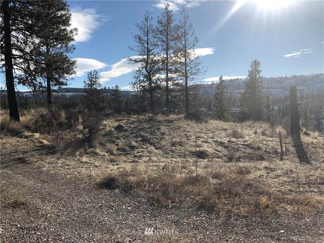 0 Tbd Lot 3 Lake Bluff North, Tonasket, WA 98855 (#1245811) :: Hauer Home Team