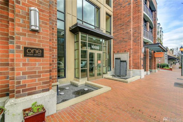 10000 Main St #404, Bellevue, WA 98004 (#1245826) :: The Vija Group - Keller Williams Realty