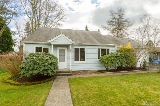 221 Pinehurst Dr SE, Tumwater, WA 98501 (#1245942) :: Homes on the Sound