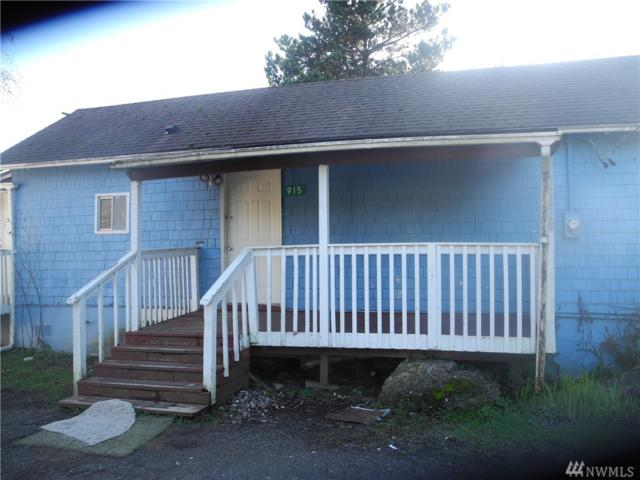915 E Market St, Aberdeen, WA 98520 (#1245976) :: Homes on the Sound