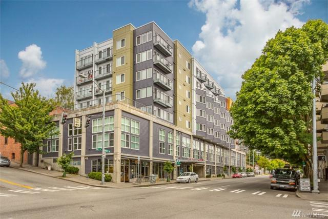 2440 Western Ave #503, Seattle, WA 98121 (#1246165) :: Kwasi Bowie and Associates