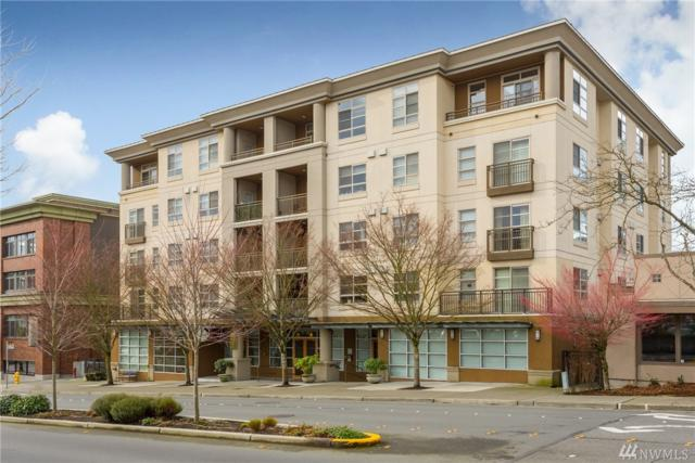111 108th Ave NE A312, Bellevue, WA 98004 (#1246561) :: The Mike Chaffee Team